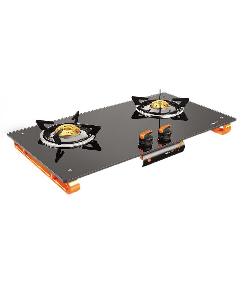 Vidiem GS G2 137 A Auto Ignition Gas Cooktop (2 Burner)