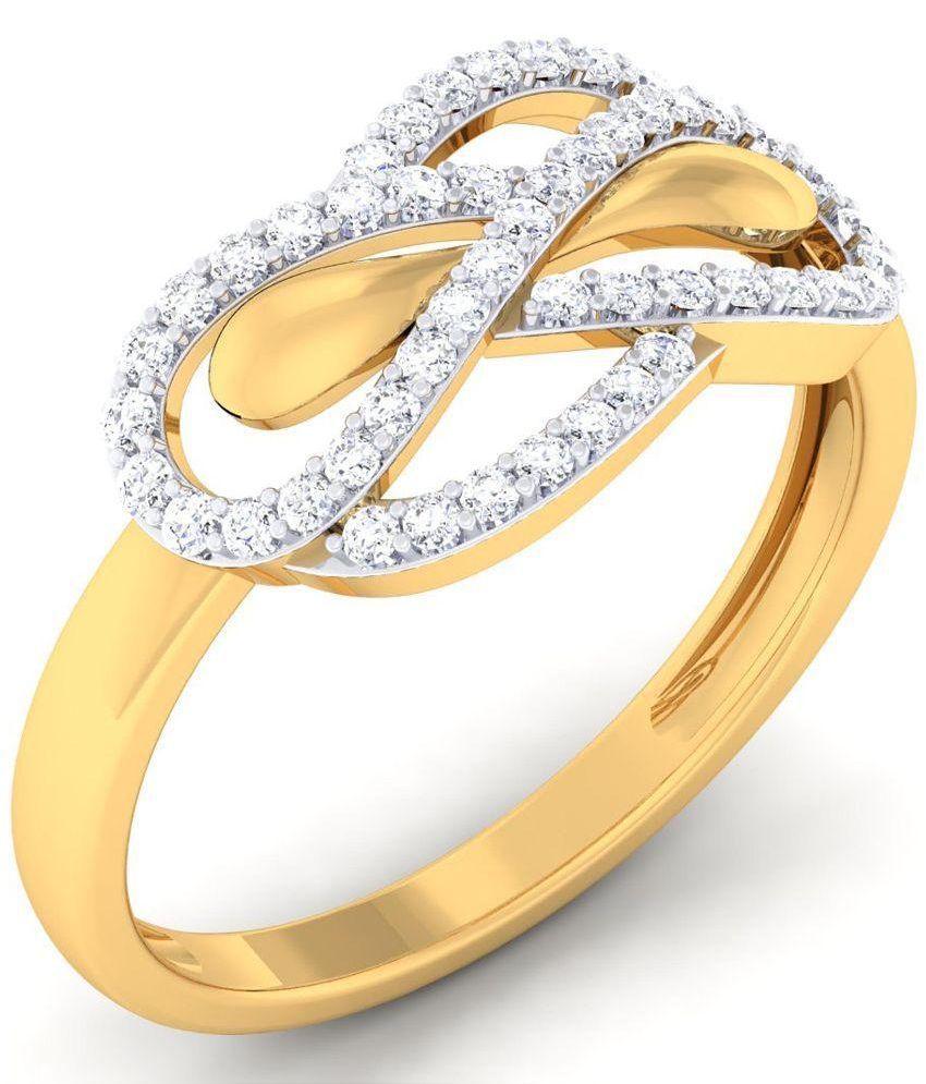 Zmc Jewellery BIS Hallmark 22kt Gold Ring