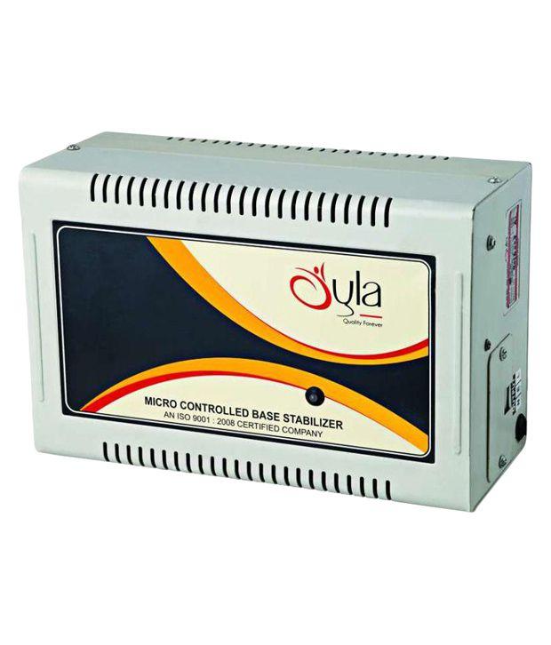 Oyla STATWM-IV09AL-0305 (LED) Voltage Stabilizer