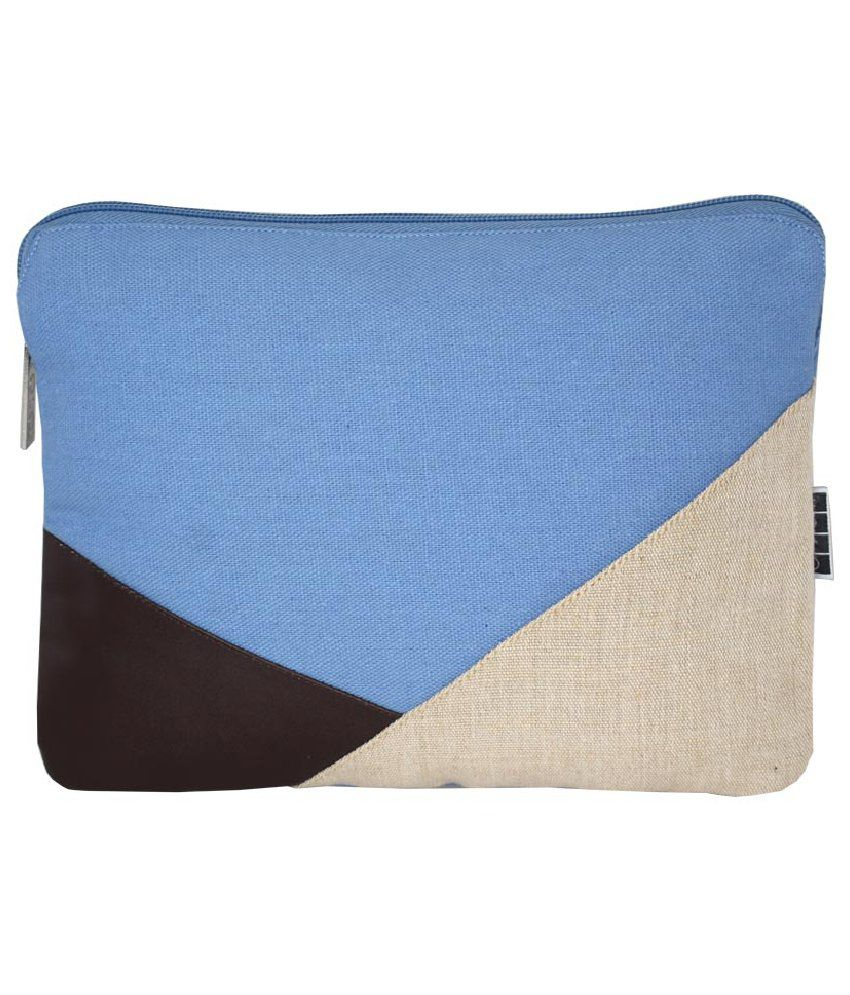 YOLO Laptop Sleeve for 8 inch Laptop - Blue