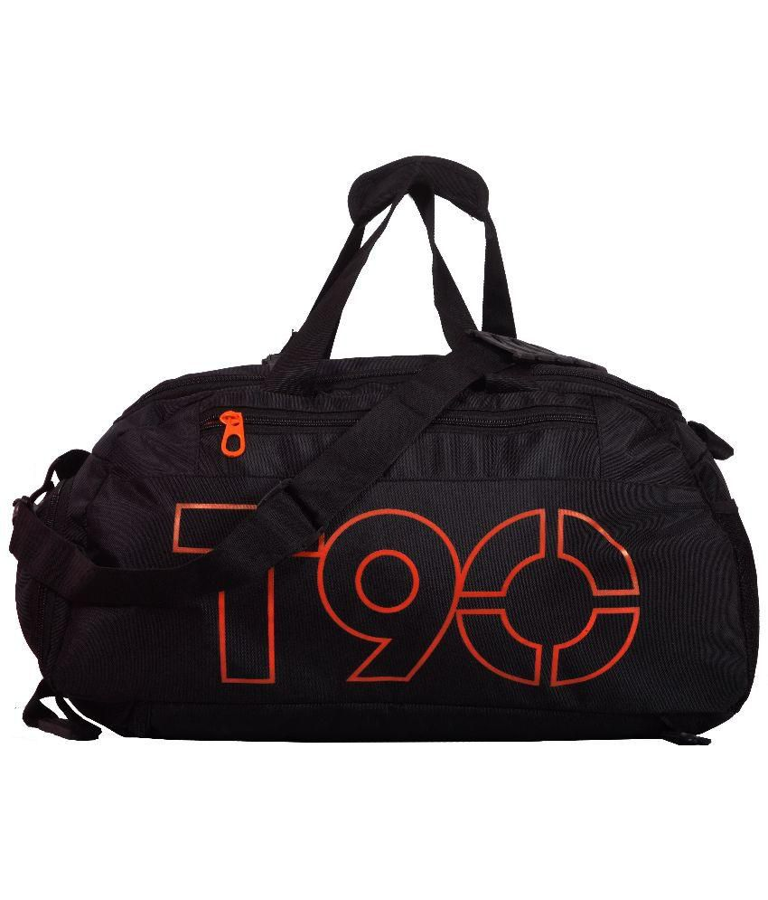 Destiny BLACK Gym Bag