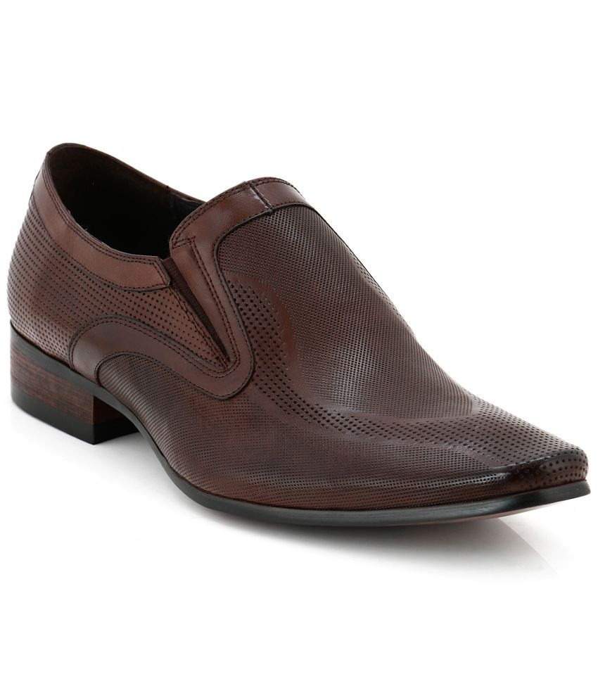 Froskie Brown Formal Shoes