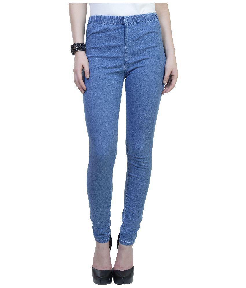 classic online here fashion styles Urban Studio Blue Denim Jeggings