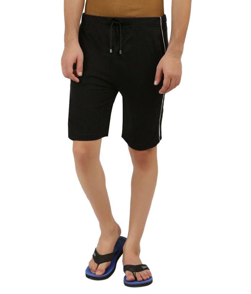Hotfits Black Shorts