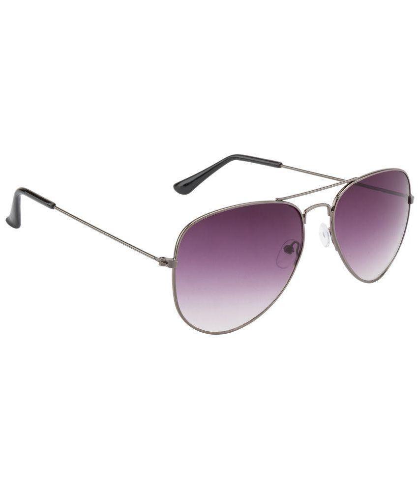 purple aviator sunglasses  Ochila Grey Gradient Aviator Sunglasses ( AV 462 ) - Buy Ochila ...