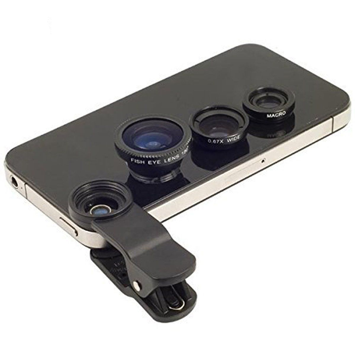 Powerpak 3in1 Universal lens
