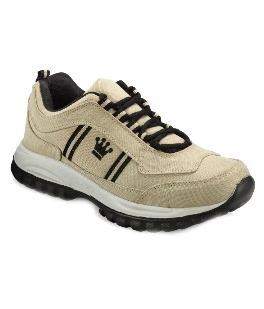 Corpus Beige Training Shoes