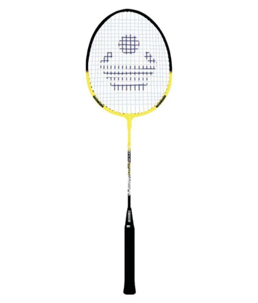 Cosco CB 90 Strung Badminton Racket  Multicolour