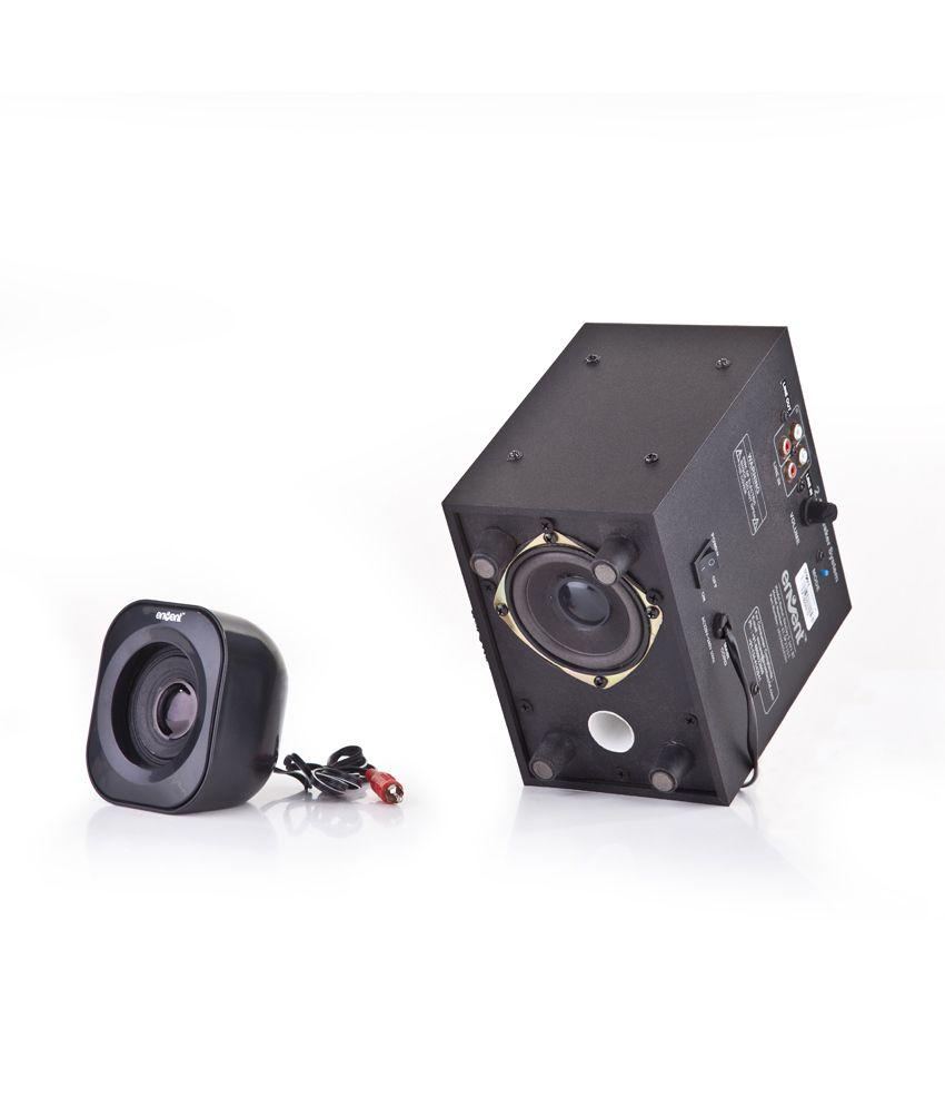 Envent Deejay S301 Bluetooth Speakers
