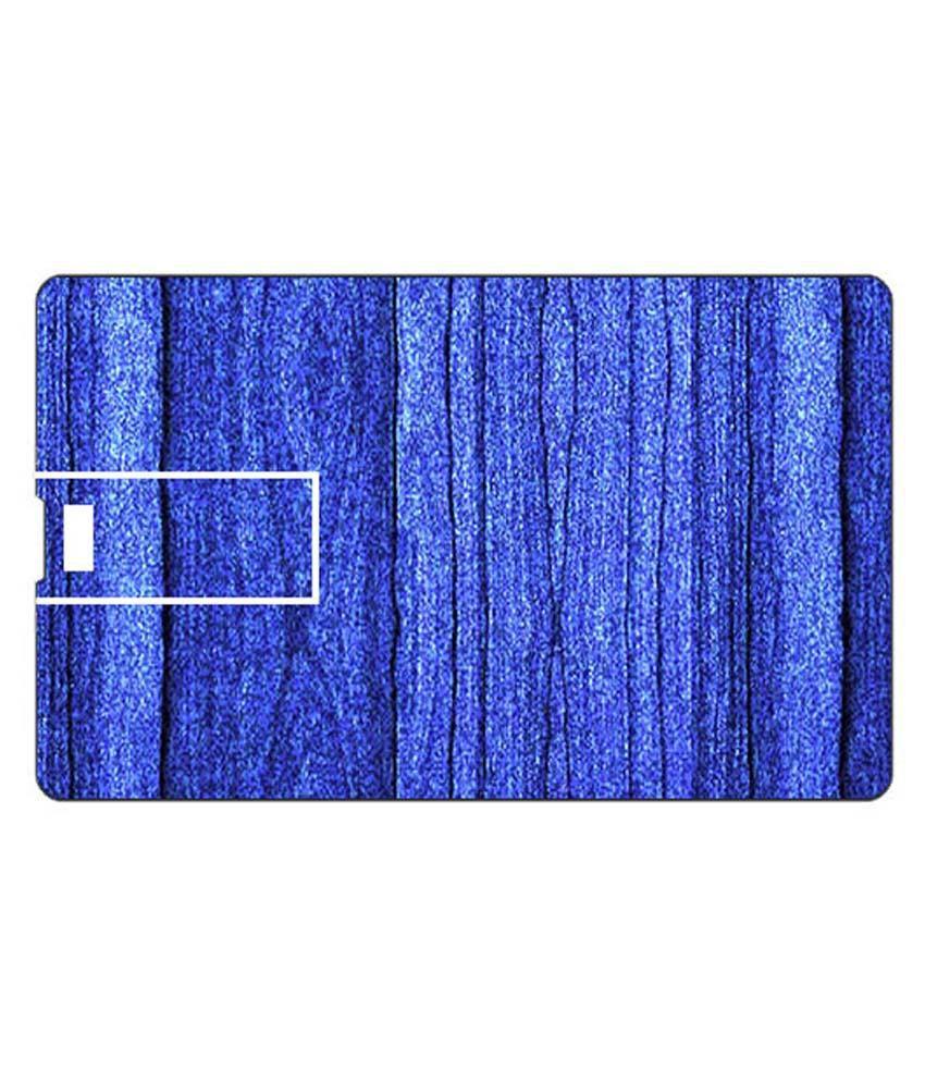 Vublee 8 GB Pen Drives Blue