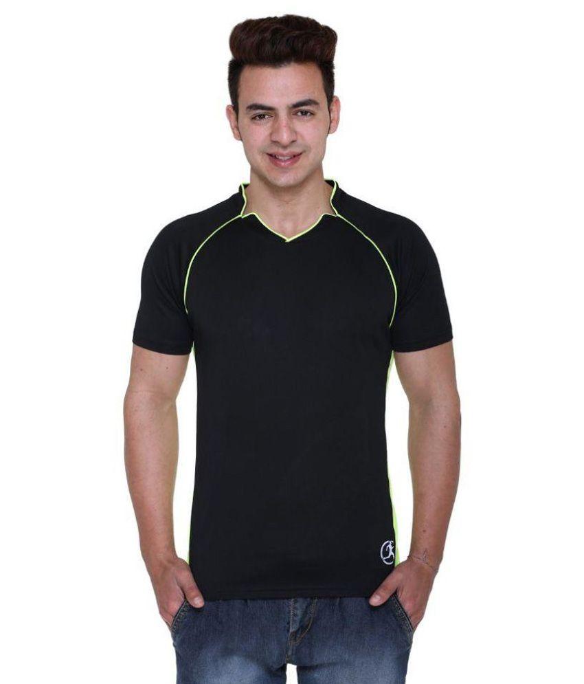 Hikes Black T Shirts