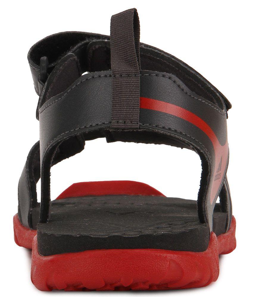 Adidas Escape 2.0 Black Floater Sandals