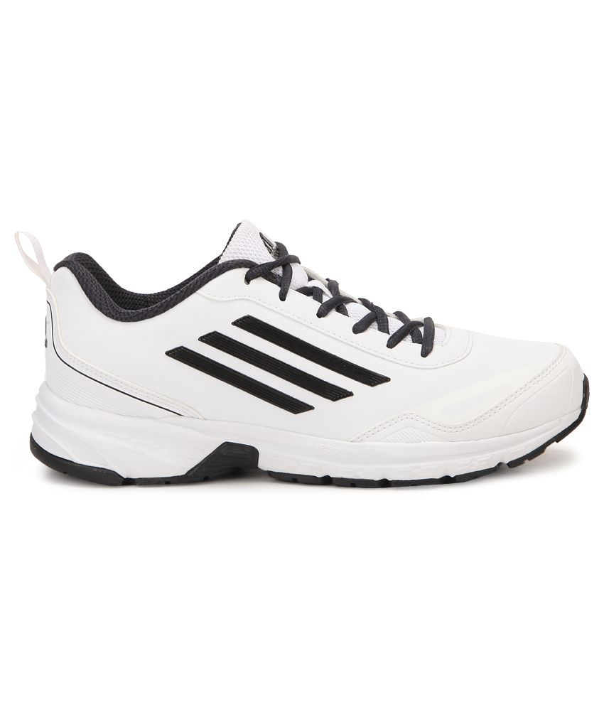 Adidas Lite Primo Syn White Running Sports Shoes - Buy Adidas Lite ... ec4d831d3