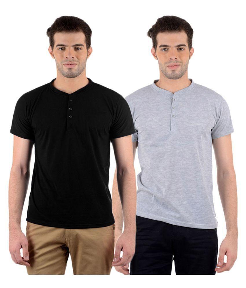 Gallop Multi Round T Shirt