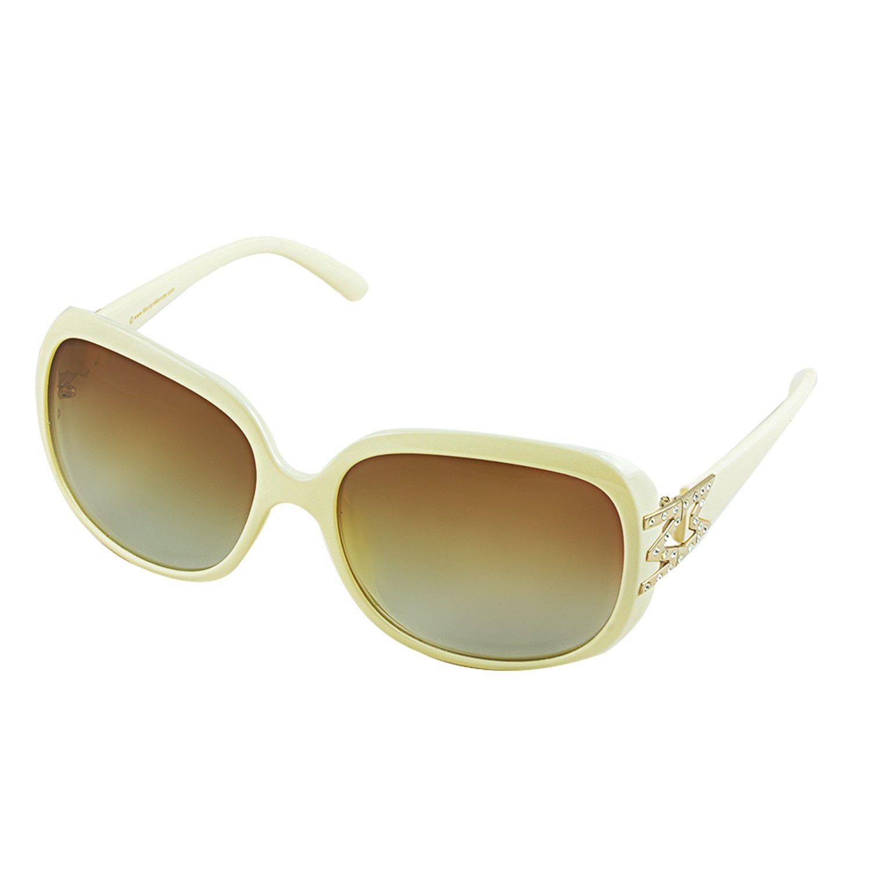 Marilyn Monroe Brown Round Sunglasses ( 2004SCOL14 )