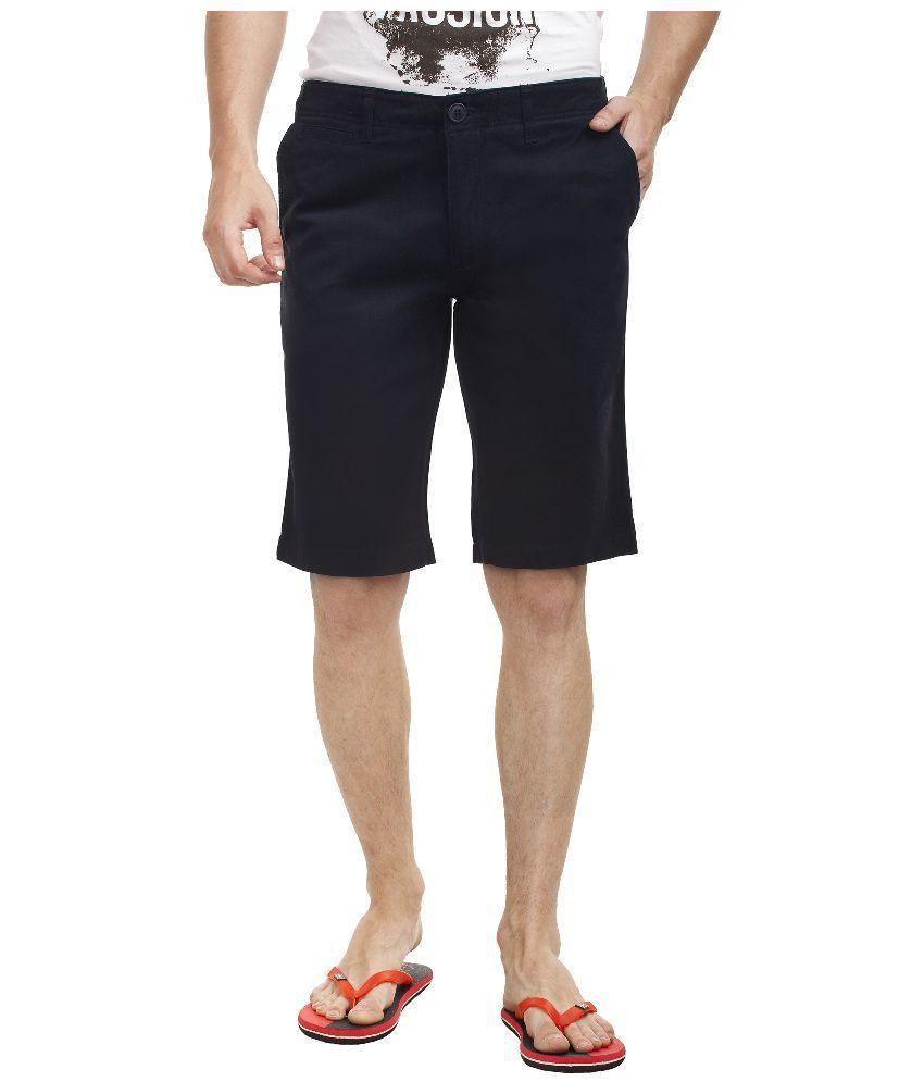 Shapes Black Shorts