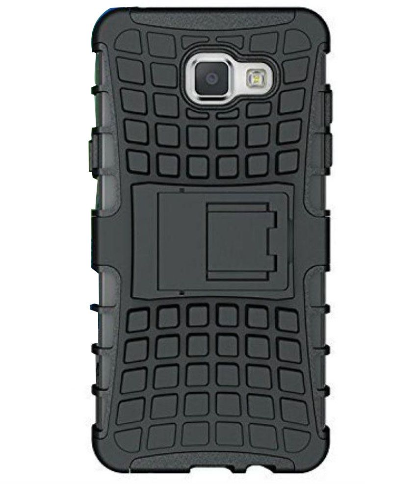 low priced 2edfe f5ecd Samsung Galaxy A3 2016 Case with Stand by Feomy - Black