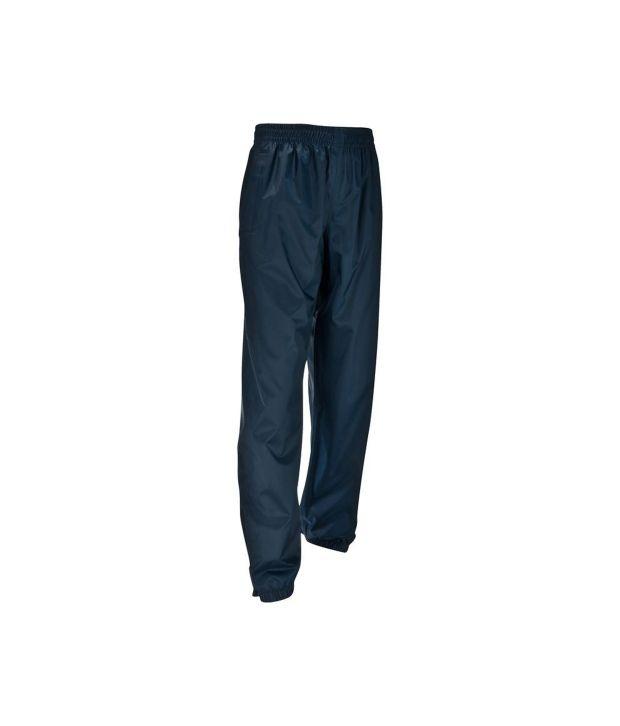 QUECHUA Raincut Kids Trousers
