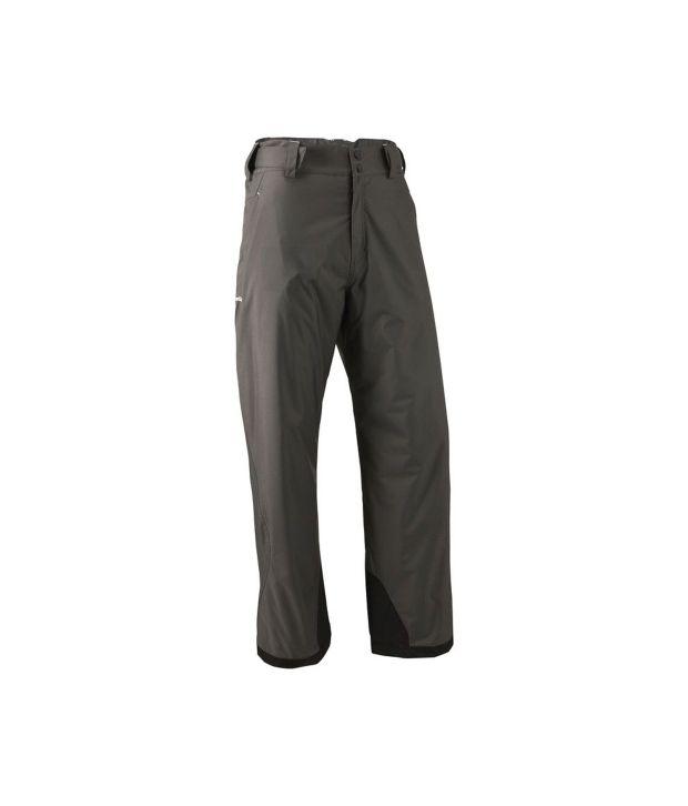 WEDZE Men's Waterproof Warm Skiing Trousers
