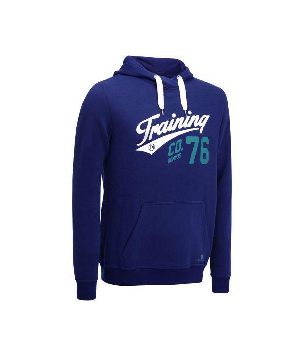 DOMYOS BB Hoody Men's Fitness Sweatshirt