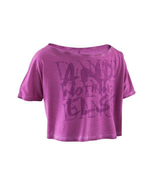 DOMYOS DMB Women's Dance T-Shirt