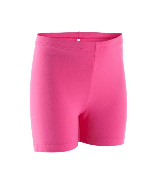 DOMYOS GB1 Girls Fitness Shorts