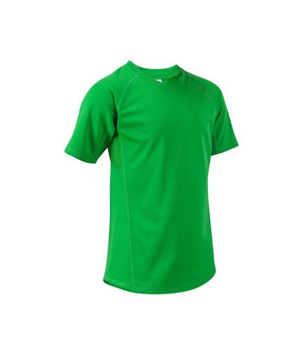 QUECHUA Forclaz 100 Kids Hiking T-Shirts
