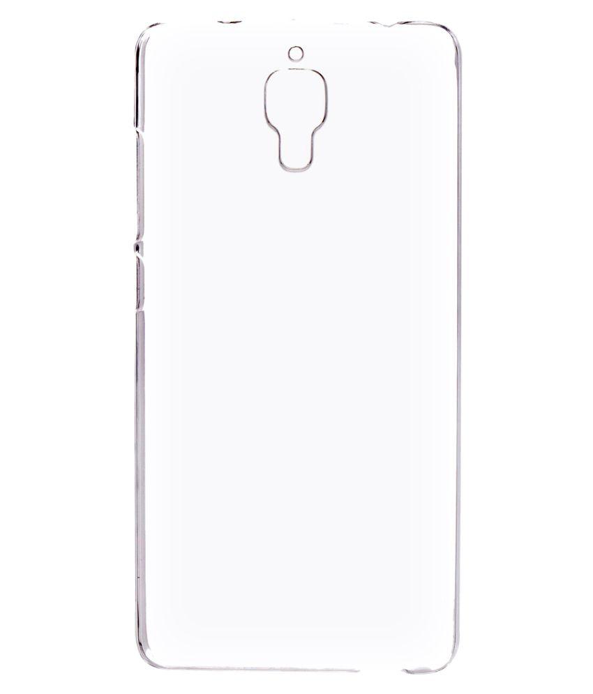 big sale d509f 66267 RKA Plain Back Cover For Xiaomi Mi4 - Transparent