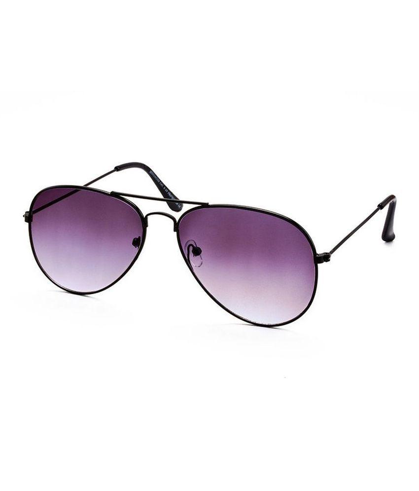 Stacle Purple Aviator Sunglasses ( ST 3025/58 col13 )