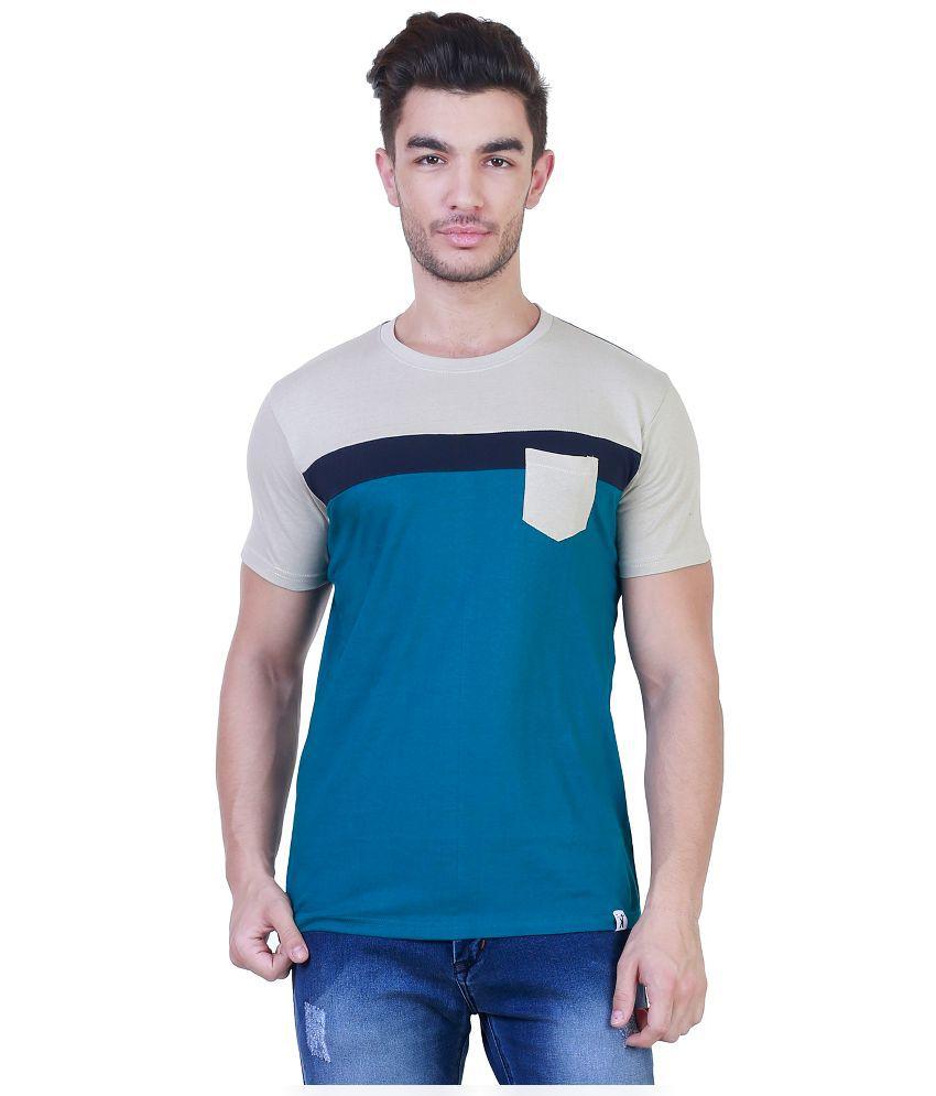 Unkonventional Multi Round T Shirt