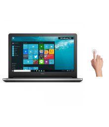 Dell Inspiron 5558 Notebook (Y566535HIN9) (5th Gen Intel Core i3- 4GB RAM- 1TB HDD- 39.62 cm (15.6) Touch- Windows 10) (Silver)