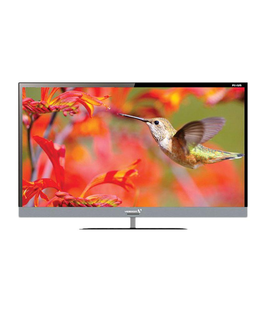 Videocon VJU40FH11XAM 98 cm (39) Liquid Luminous Smart (Windows) Full HD LED Television