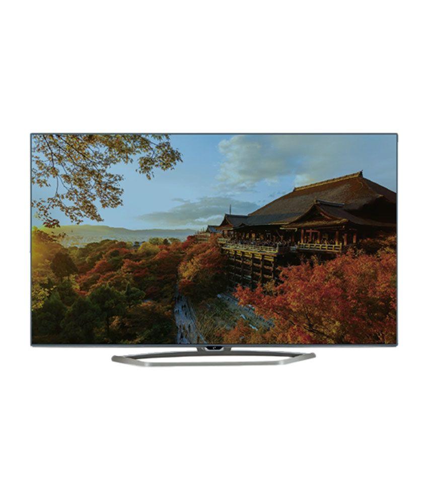 Videocon VKR50QX0ZSA 123 cm (50) 3D Smart Ultra HD LED Television
