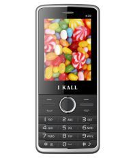I KALL DUAL SIM 2.4 inch FEATURE PHONE K39-Black