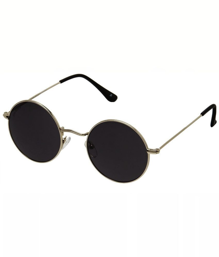 b729160d02 Joe Black Black Round Sunglasses ( JB-732-C1 ) - Buy Joe Black Black Round  Sunglasses ( JB-732-C1 ) Online at Low Price - Snapdeal