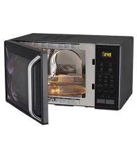 LG 32 Ltrs MC3286BPUM Convection Microwave Oven Black