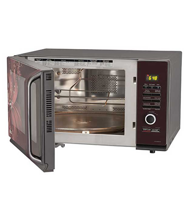 Lg 28 Ltrs Mc2846blt Convection Microwave Oven