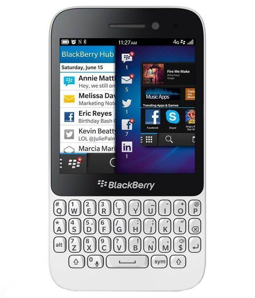 Blackberry q5 ( 8GB White )