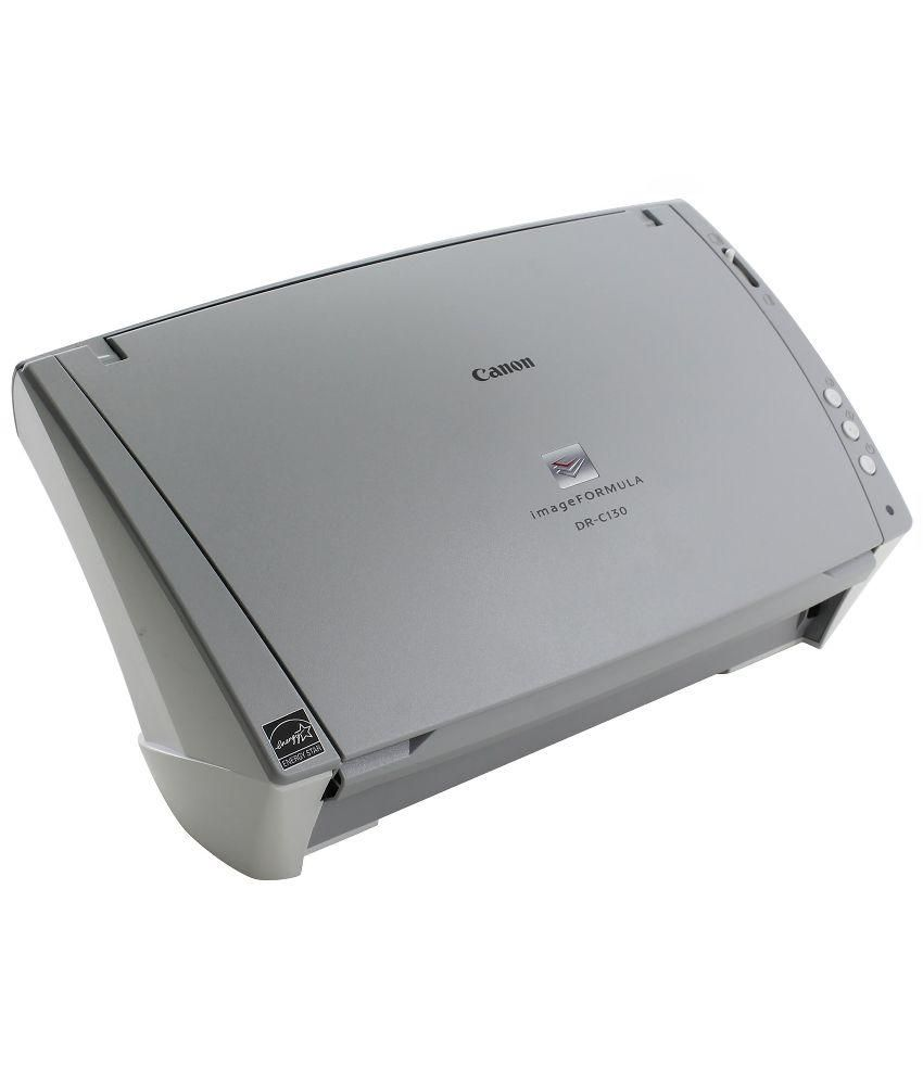 CANON DR-C130 SCANNER DRIVERS FOR PC