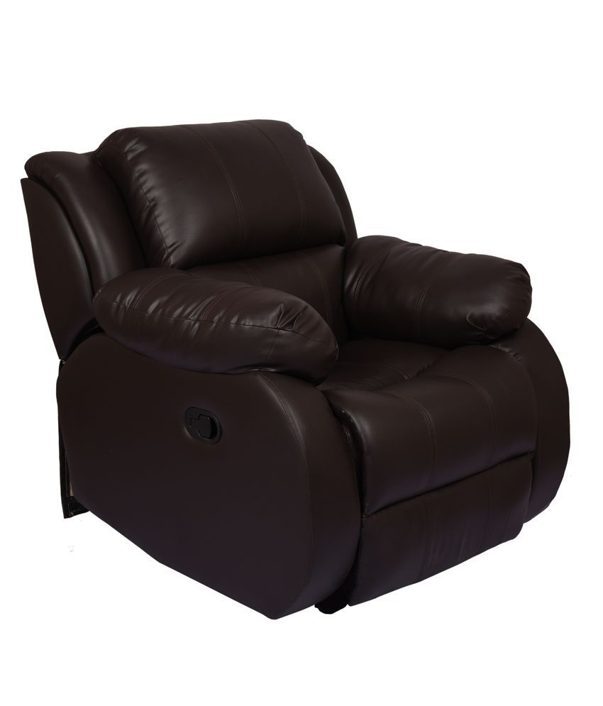 Hi5 Seating James Recliner in Brown ...  sc 1 st  Snapdeal : recliners india - islam-shia.org