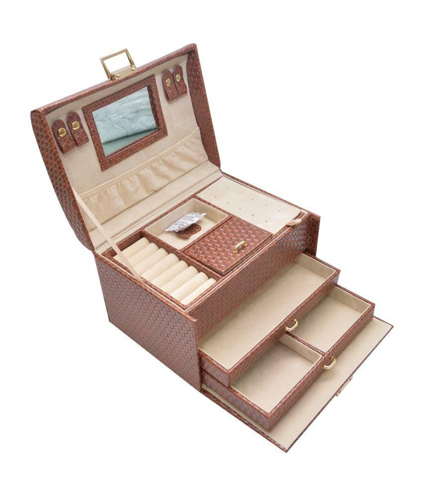 Knott Brown Designer Jewellery Boxes