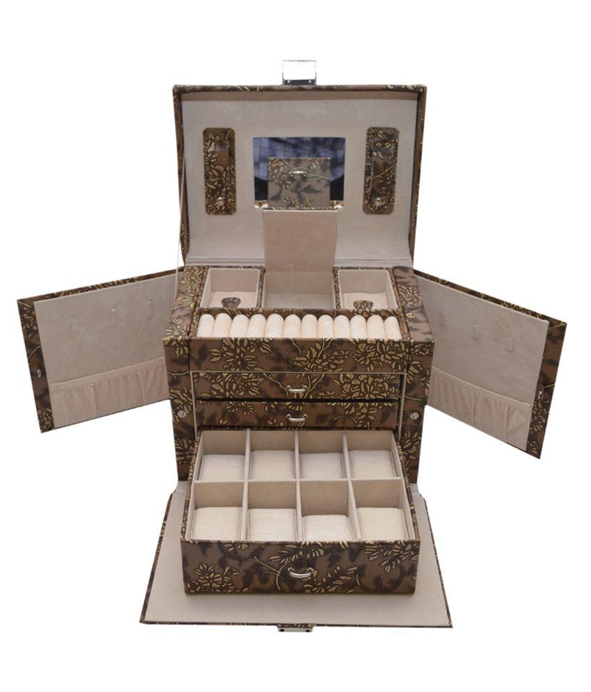 Knott Brown Jewellery Box