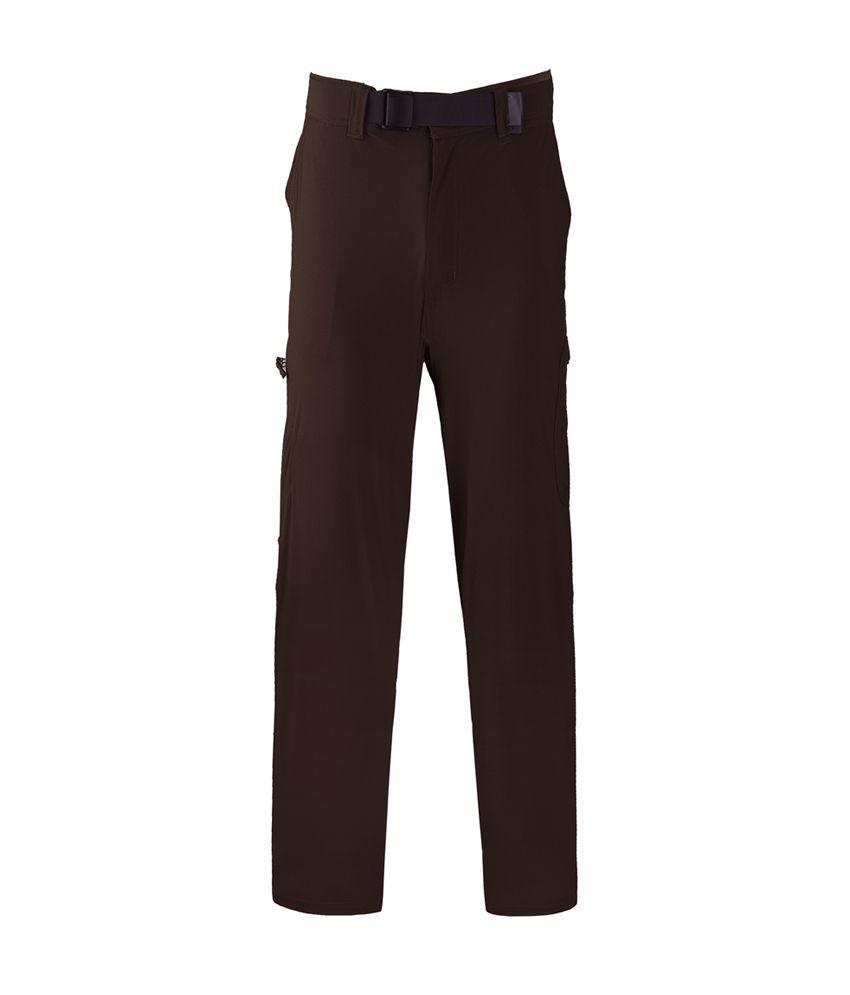 Wildcraft Men's Hiking Pant - Brown