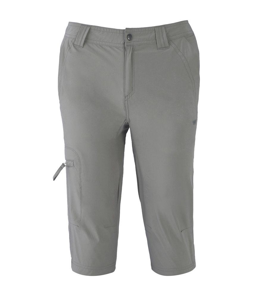 Wildcraft Women's Climbing Pant - Grey