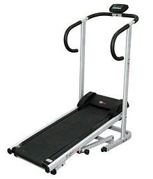 Buy 4 in 1 manual treadmill online get 16% off.