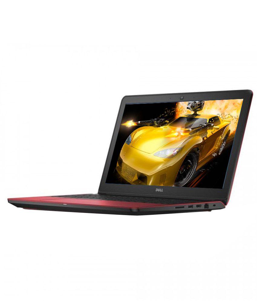 Dell Inspiron 7559 Notebook (Y567502HIN9) (6th Gen Intel Core i7- 8GB RAM- 1TB HDD+8GB Cache- 39.62 cm(15.6)- Windows 10- 4GB Graphics) (Red)