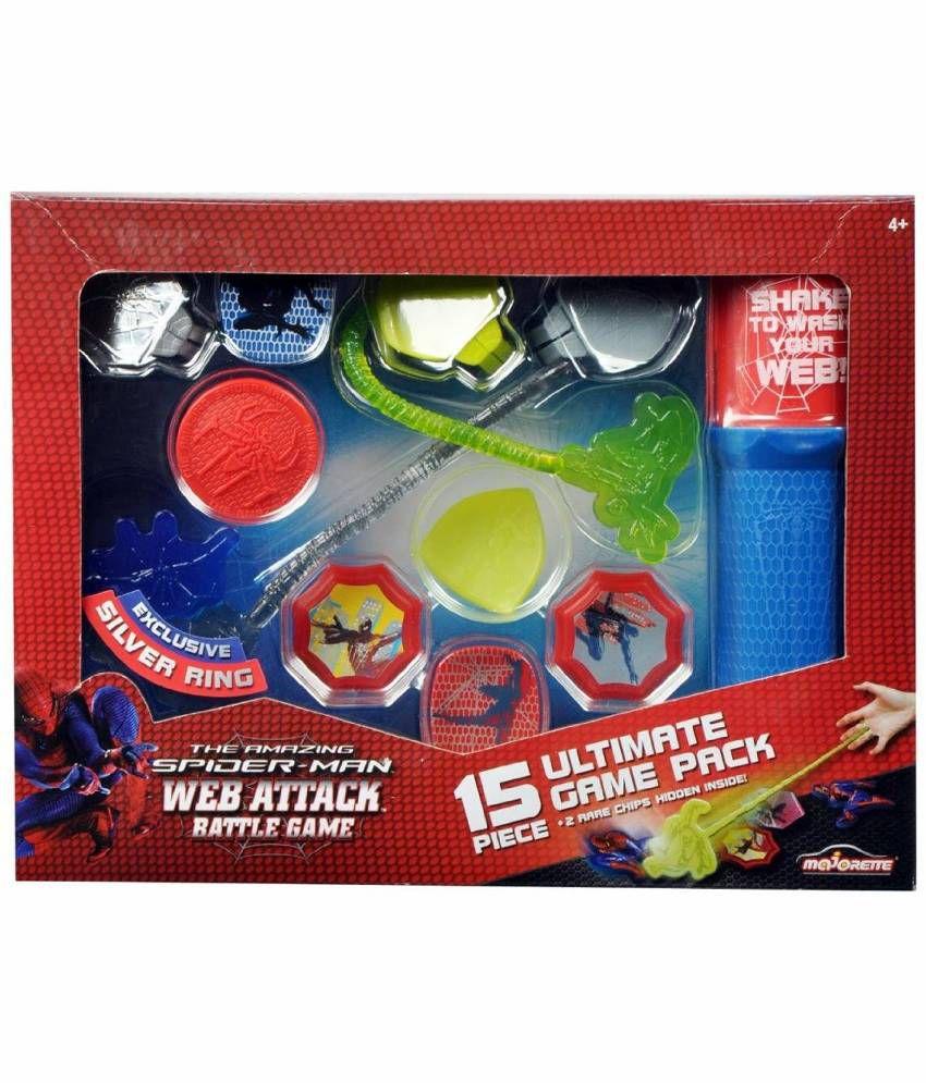 Majorette Spiderman Storage Pack ...