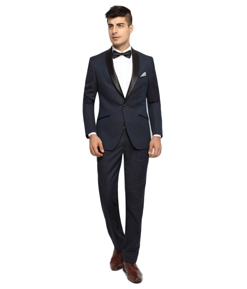 SUITLTD Navy Party Suits