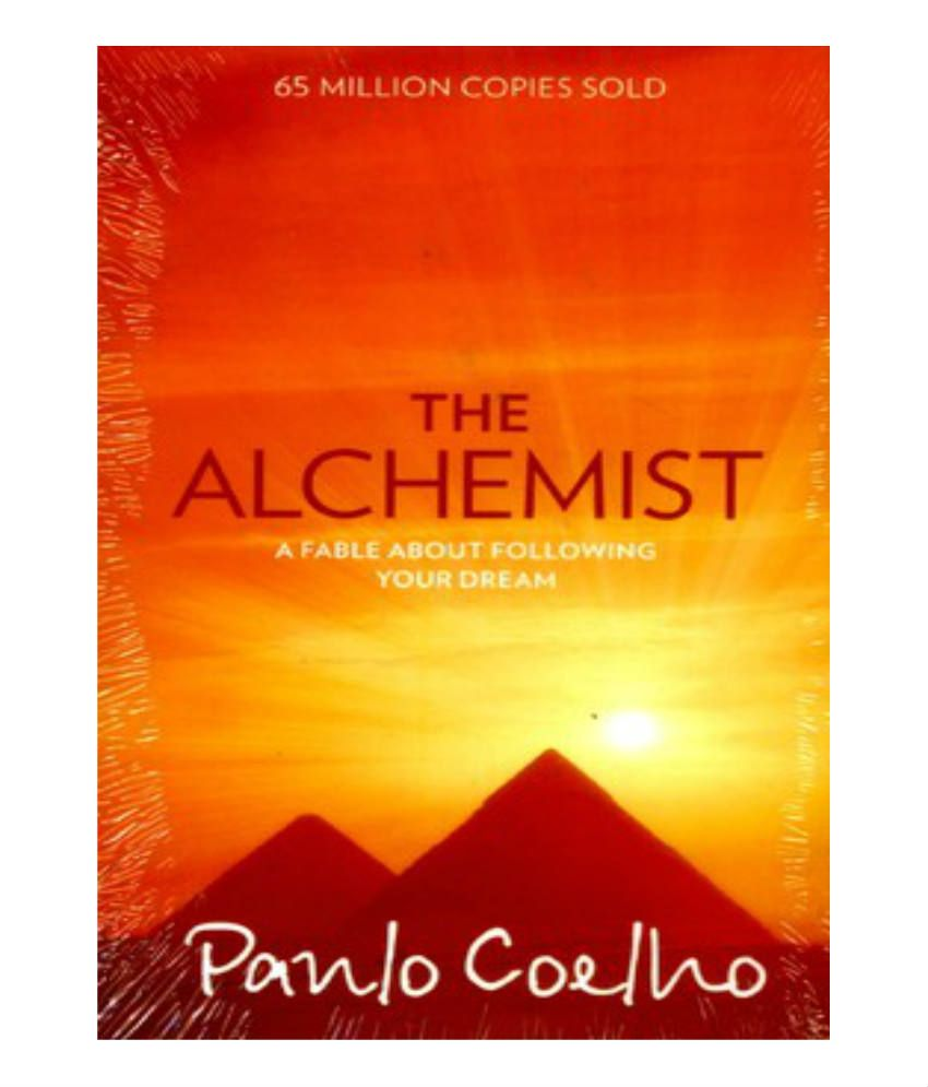 alchemist a fable about following The alchemist (portuguese: o alquimista) impressed, entertained or moved, the universal gift is perhaps a limpid little fable called the alchemist.