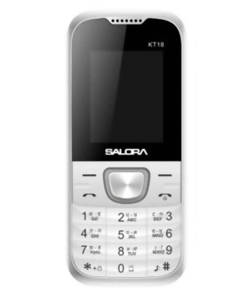 Salora KT 18 ( Below 256 MB White )